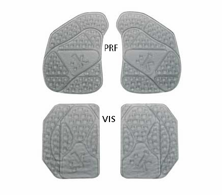 Fizik Tri Gel Replacement Aerobar Pads