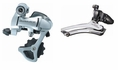 Front and Rear Derailleurs