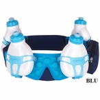 FuelBelt Helium 4-Bottle Hydration Belt