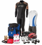 Gold Triathlon Package | Non-Bike