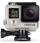 GoPro HERO4 | Silver Edition Camera