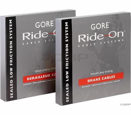 Gore RideOn Black Sealed Brake Cable