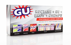 GU Performance Energy Sampler Pack