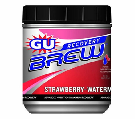 GU Recovery Brew | 12 Servings