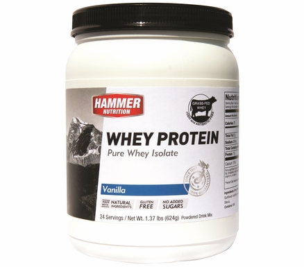Hammer Nutrition Whey Protein | 24 Servings