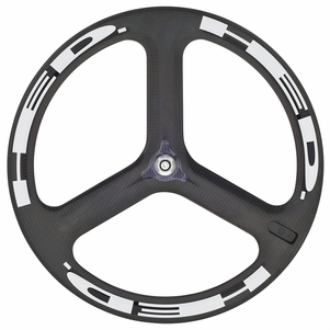 HED H3 Flamme Rouge Tubular - Rear Wheel
