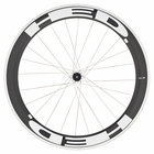 HED Jet 6 Flamme Rouge SCT - Rear Wheel