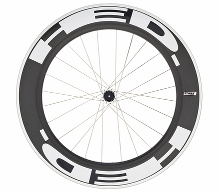 HED Jet 9 Flamme Rouge SCT - Rear Wheel
