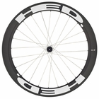 HED Stinger 6 Flamme Rouge Tubular - Rear Wheel