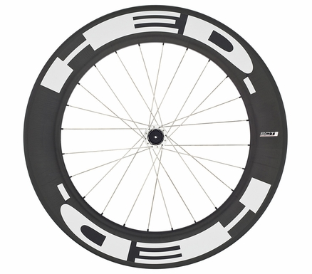 HED Stinger 9 Flamme Rouge Tubular - Rear Wheel