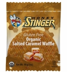Honey Stinger Gluten Free Organic Waffles  | 3 Delicious Flavors