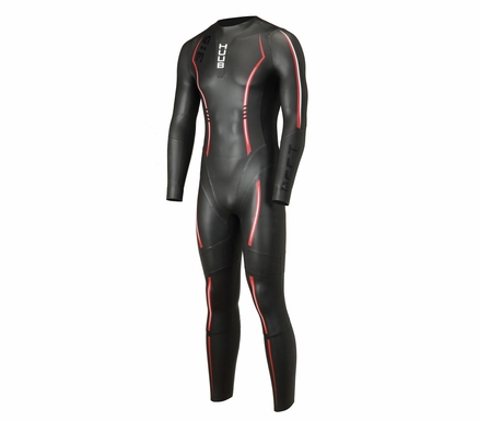 HUUB Men's Aerious 3:5 Triathlon Wetsuit