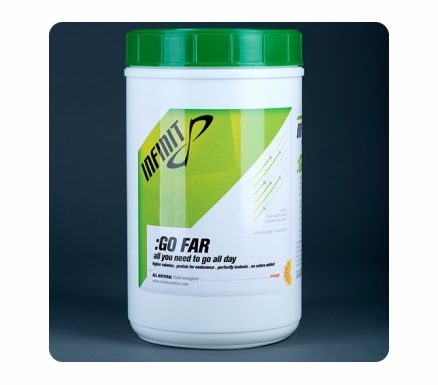 Infinit Nutrition GO FAR Nutritional Drink | 18 Servings