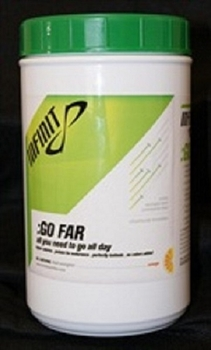 Infinit Nutrition GO FAR Nutritional Drink | 16 Servings