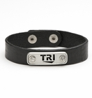 "ATHLETE INSPIRED ""TRI"" Bling Wristband"