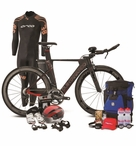 Long Course Triathlon Package