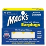 Mack's Pillow Soft Silicone Earplugs | 2 & 6 Pack
