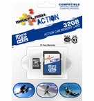 MaxFlash Action Micro SDHC | 32GB