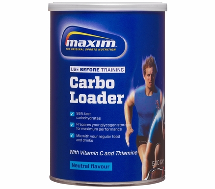 Maxim carbo loader review