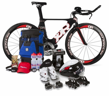 Men's Long Course Triathlon Package