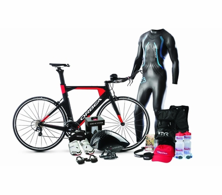 Men's Olympic Triathlon Package