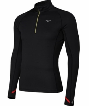 Mizuno Men's Breath Thermo 1/2 Zip Top