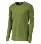 Mizuno Men's Inspire Long Sleeve Tee