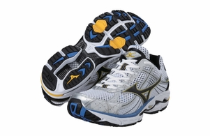 Mizuno Men's Wave Rider 15 Running Shoes
