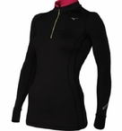 Mizuno Women's Blaze Warmer 1/2 Zip Top