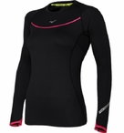Mizuno Women's Breath Thermo Crew Top