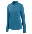 Mizuno Women's Breath Thermo Half-Zip Top