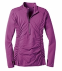 Moving Comfort Women's Sprint 1/2 Zip Running Top
