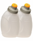 Nathan Push-Pull Cap Flasks 2-Pack