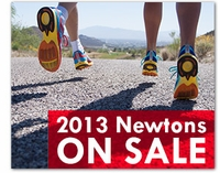 Newton 2013 Running Shoe Sale