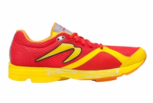 Newton Men's Distance Stability Light Weight Trainer Running Shoes