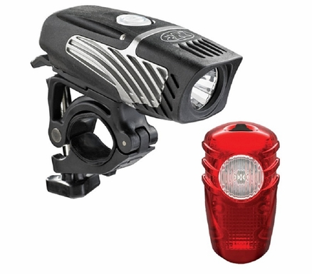 NiteRider Lumina Micro 220 & Solas Tail Light Combo