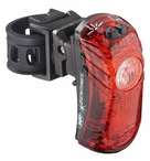 NiteRider Sentinel 40 Tail Light with Laser Lanes