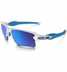 Oakley Flak 2.0 XL Iridium Sunglasses