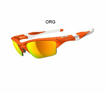 Oakley Men's  Half Jacket 2.0 XL Iridium Sunglasses