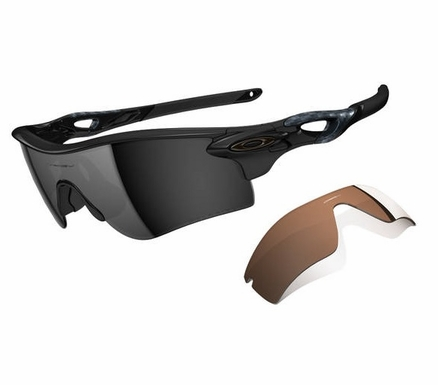 Oakley Men's Polarized Radarlock Path Sunglasses