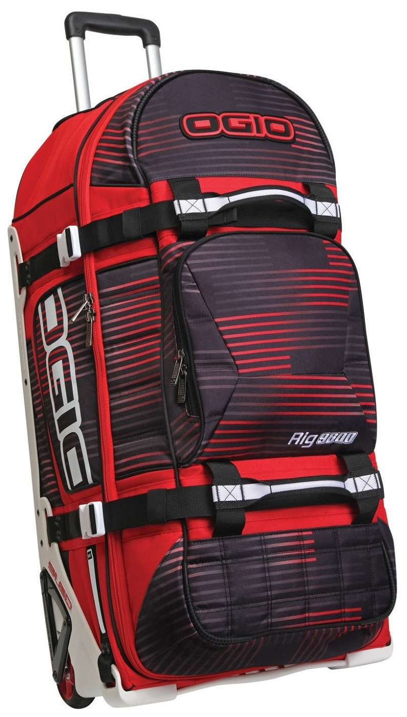 Ogio Rig 9800 Rolling Luggage Bag 1 Jpg