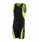 Orca Men's Core Race Suit with Front Zip