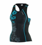 Orca Women's 226 Printed Support Top