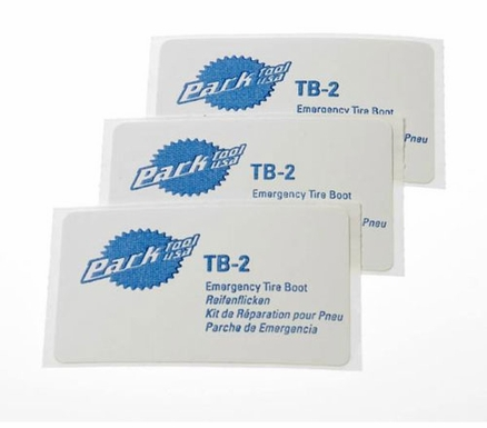 Park Tool TB-2 Emergency Tire Boots