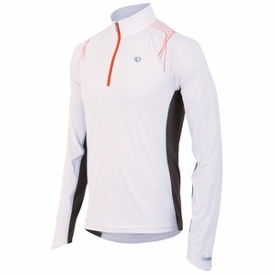 PEARL iZUMi Men's Infinity In-R-Cool LS Run Shirt
