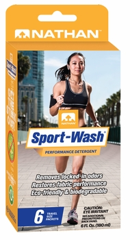 Nathan Sport Wash | Travel 6 Pack