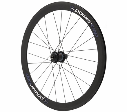 PowerTap G3 46mm Carbon Clincher | Rear Wheel