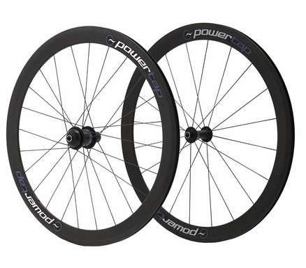 PowerTap G3 46mm Carbon Wheelset | Clincher