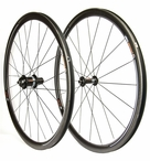 PowerTap G3 AMP 35 Carbon Wheelset | Clincher