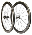 PowerTap G3 AMP 50 Carbon Wheelset | Clincher